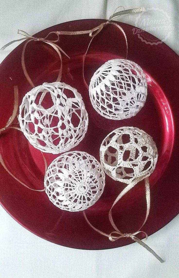Christmas decoration / bombki choinkowe