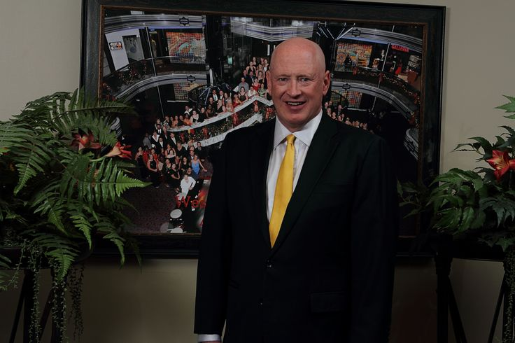 Marcus Hiles graduated from Pepperdine University before he started working in Dallas and Fort Worth.
