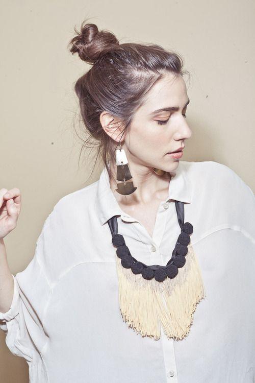 3 Must Haves for Spring 2016 bold jewelry | Les 3 indispensables du printemps 2016 - bijoux voyants
