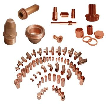 #CopperParts  #CopperComponents  #CopperFittings   We offer Copper Fittings Copper parts Copper Components   up to 40 kg's in weight and up to 1meter in length. Our sand casting facility is well equipped to tackle any challenging Copper fittings Copper components Copper parts  Casting job or Copper Parts Copper fittings Copper Components  enquiry.