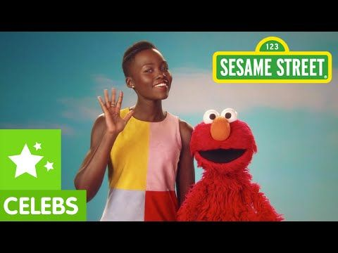 Elmo and Lupita Nyong'o Talk Beautiful Skin | Racialicious - the intersection of race and pop culture