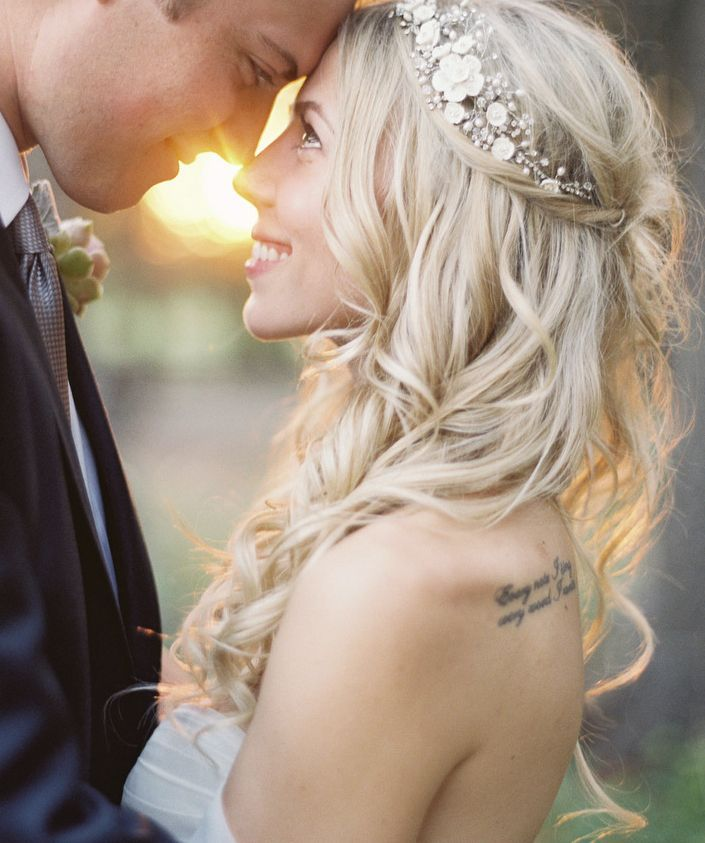 """For ladies who will be bride soon, we'll provide you with 22 glamorous wedding hairstyle ideas for your upcoming wedding day. All of them look so perfect and will be able to make you the most beautiful woman on that """"big day"""" .I bet you'll get your dreaming wedding hairstyle here! If you want to[Read the Rest]"""