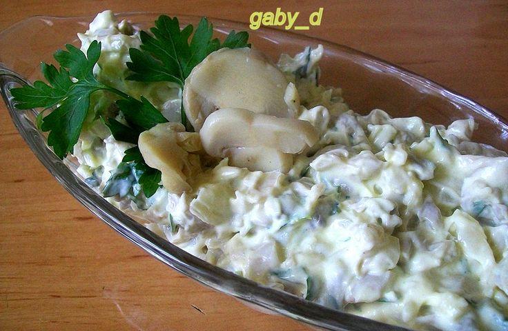 Ciuperci cu maioneza