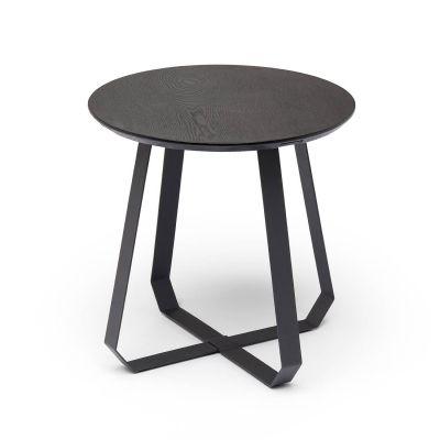 Shunan sidebord fra Puik, formgitt av Nieuwe Heren. Denne serien med avlastningsbord i vakkert, beha...