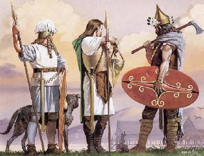Hallstatt Celtic Warriors