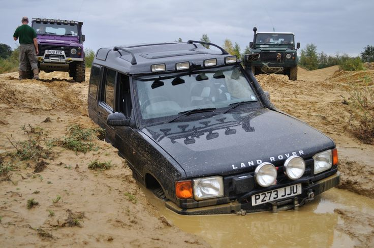 Land Rover Discovery Off Road Google Zoeken Land Rover