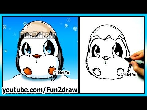 149 best Fun 2 draw images on Pinterest | Drawing ideas, Kawaii ...