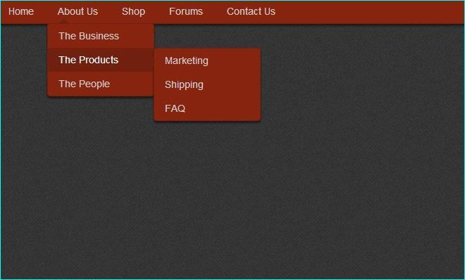 21 Free Code Snippets for Navigation Menus