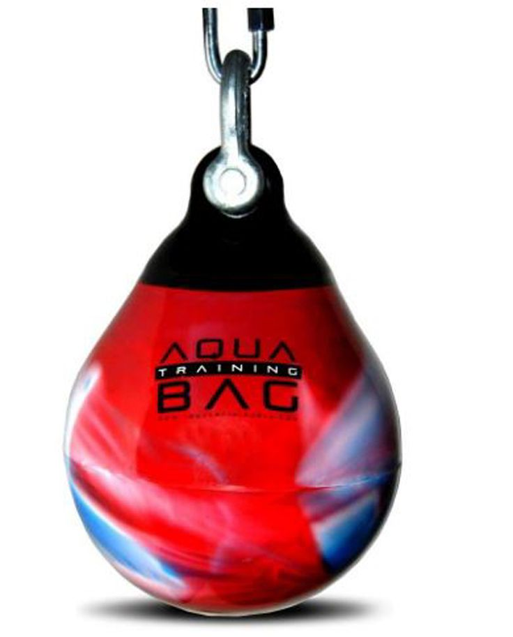 AQUA Punch / Kick Bag 21″ for martial art & boxing #punchbag #boxing #martialart