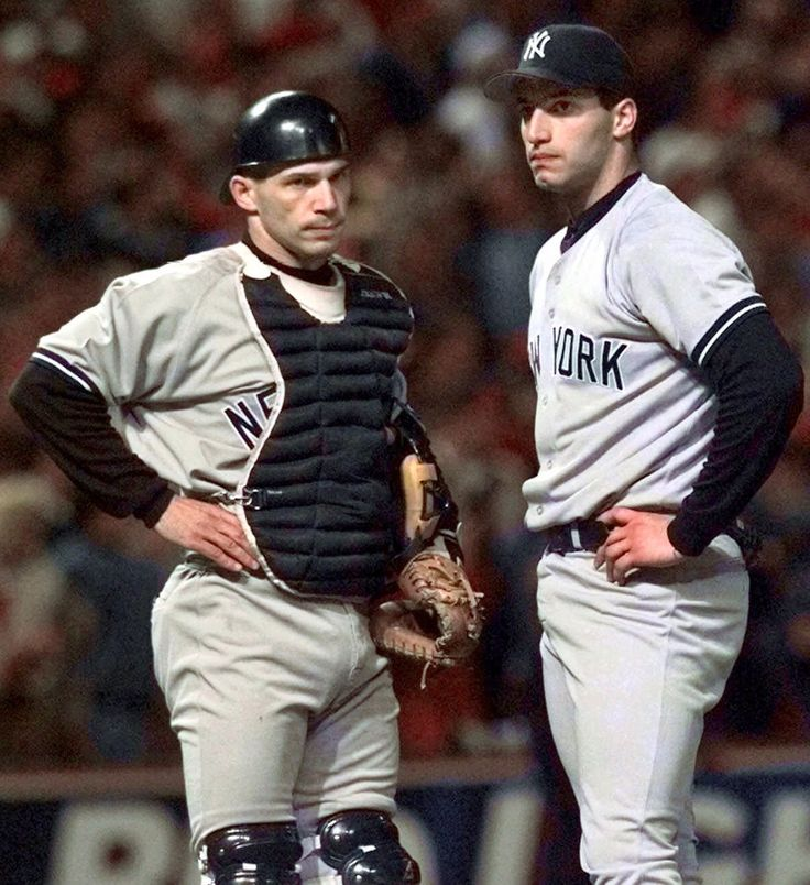 Joe Girardi & Andy Pettitte