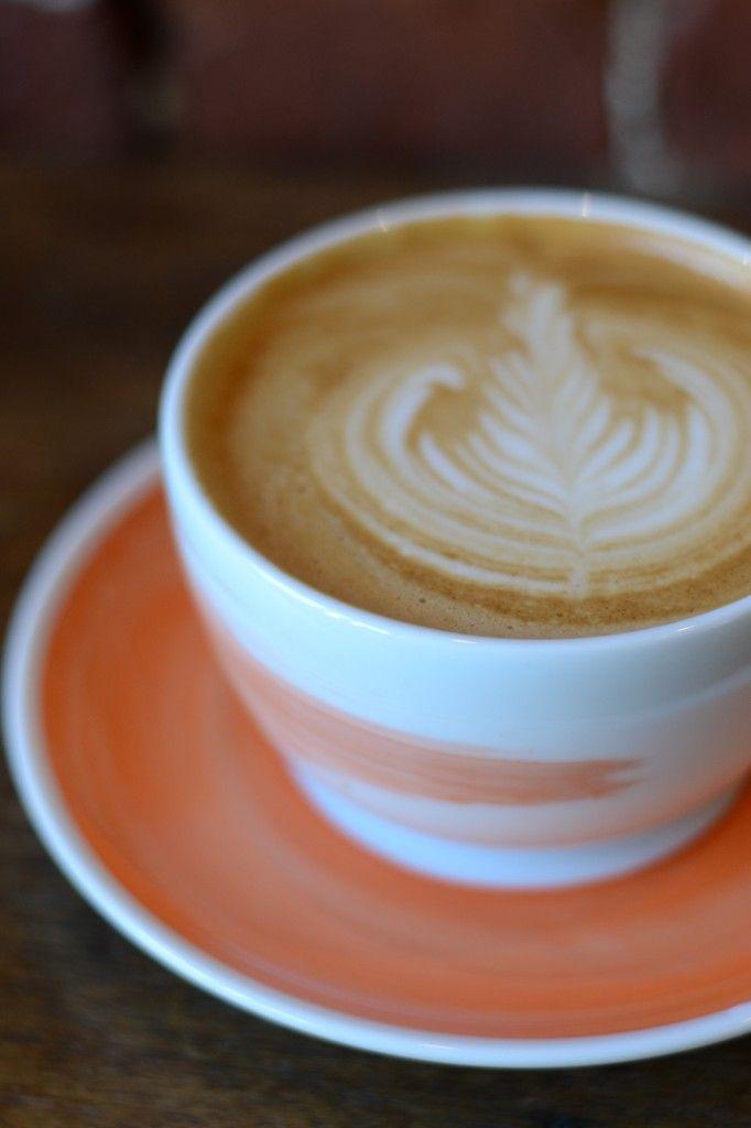 Pavement Coffee in Boston