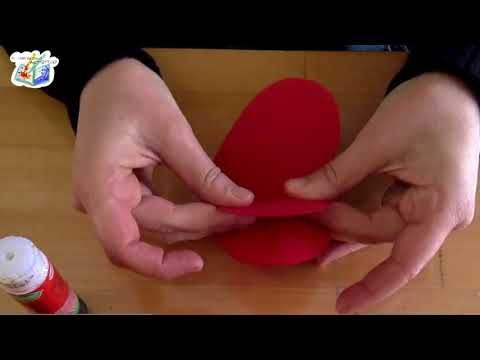 Tutorial San Valentino: poesia di Gianni Rodari