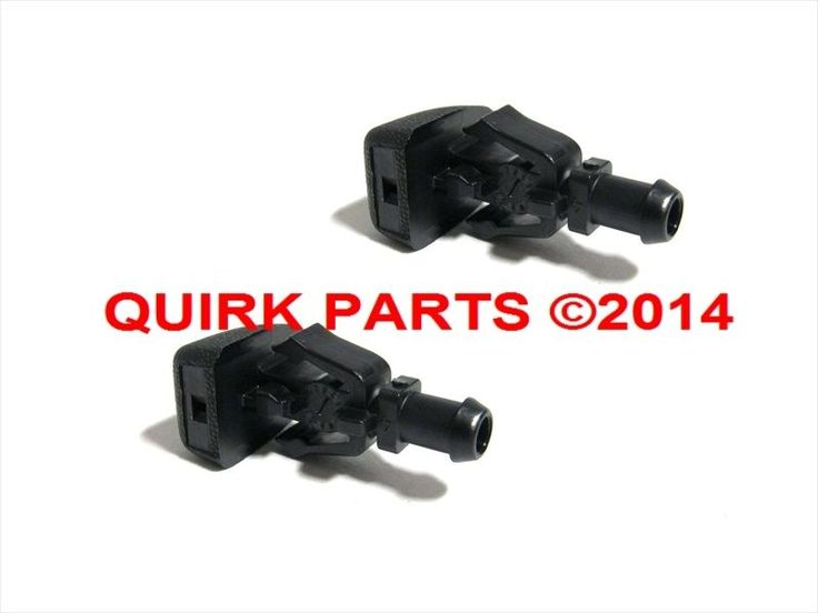 Awesome Awesome 2004-2015 Nissan Titan Armada Right & Left Windshield Washer Jet Nozzles OEM NEW 2017/2018 Check more at https://24auto.ga/2017/awesome-2004-2015-nissan-titan-armada-right-left-windshield-washer-jet-nozzles-oem-new-20172018/