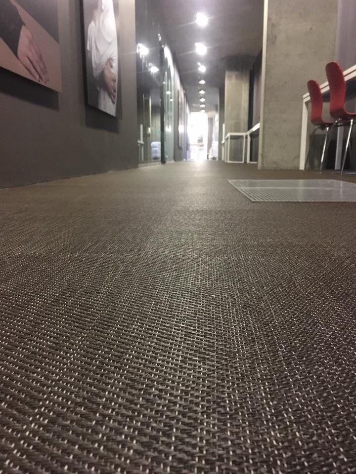 Stylish Hard Wearing Carpet Tiles Laid Throughout London University Of Fashion Hard Wearing Carpet Carpet Tiles Carpet Design