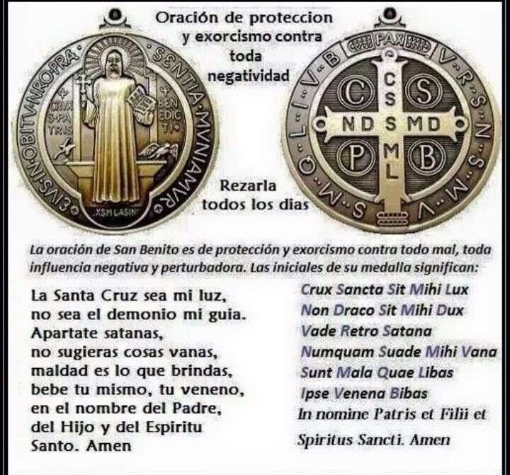Oracion de proteccion.
