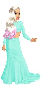 New hairstyle and outfit available on goSupermodel tomorrow - 10.05.2014.