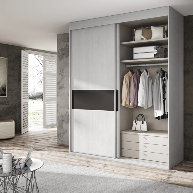 1000 images about armarios on pinterest wardrobes for Hermida muebles