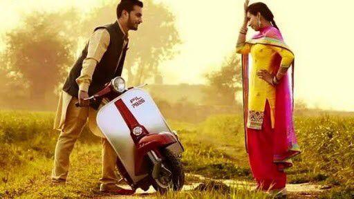 punjabi couple in punjab