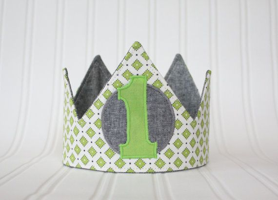 Hey, I found this really awesome Etsy listing at https://www.etsy.com/listing/188236853/boy-first-birthday-crown-first-birthday