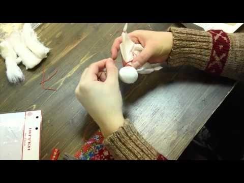 Как создать своими руками Куклу-Берегиню - YouTube