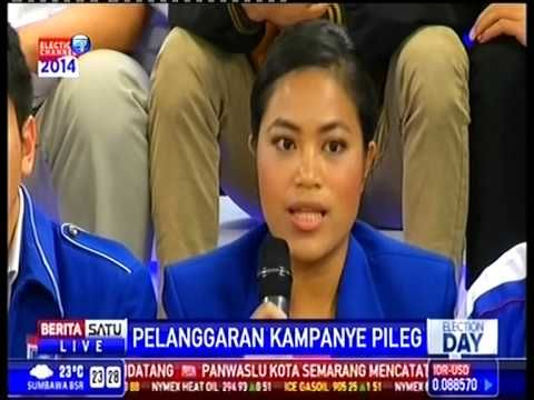 Iqbal Farabi - Election Day Berita Satu Part 2