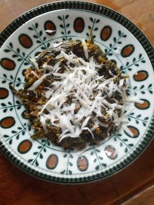SWISS CHARD WITH TOMATO SOUCE AND SMOKED CHEESE http://easyitaliancuisine.com