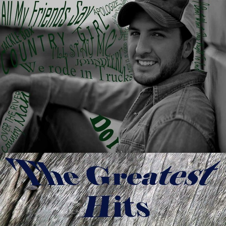 pictures of luke bryan | Luke Bryan's New Album Cover