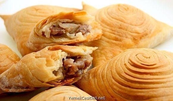 Katmanlı Börek Tarifi | Yemek Çeşitleri ~ Yemek Tarifleri