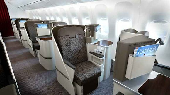 Garuda Indonesia - Executive Class