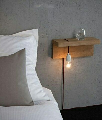 5 Favorites: Bedside Shelves (in Lieu of Tables