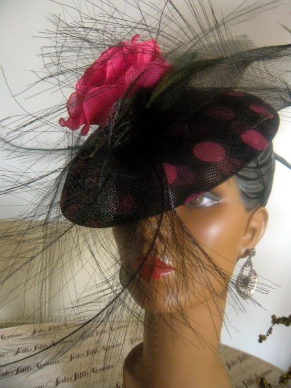 Hatstruck Couture Millinery: How to Make and Trim a Fascinator Even Kate Middleton Would Love
