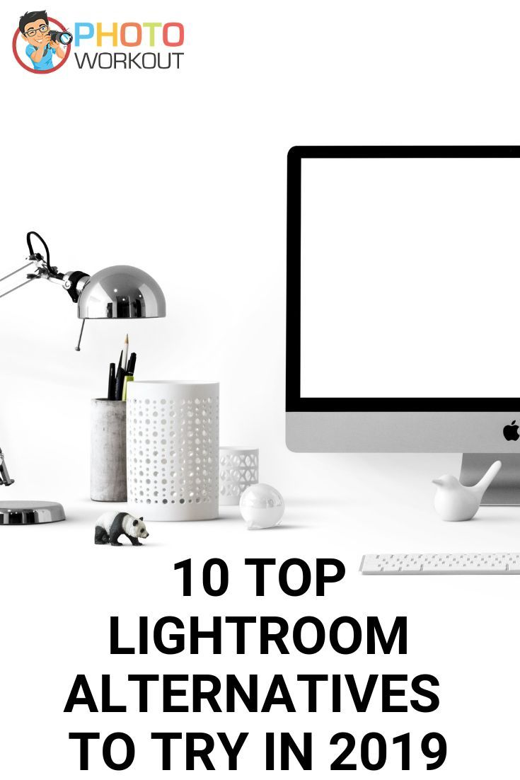 Lightroom alternative 2019