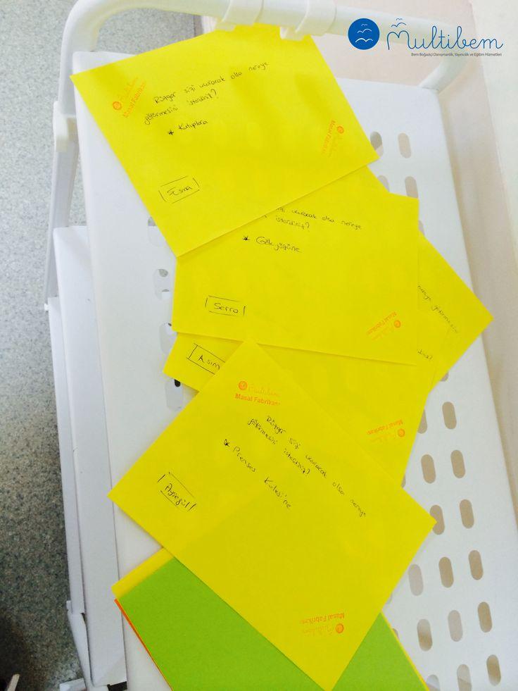Rüzgarın seni nerelere götürmesini isterdin sorusuna öğrenciler arklı farklı cevaplar verdi.