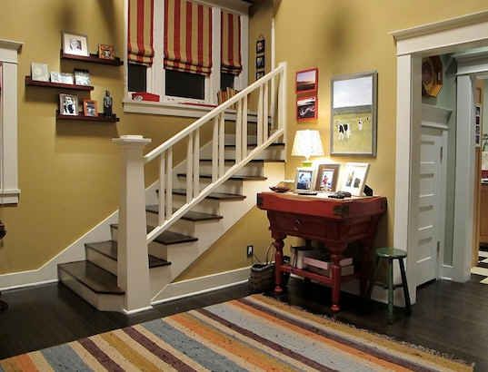 Always loved the set design on Parenthood