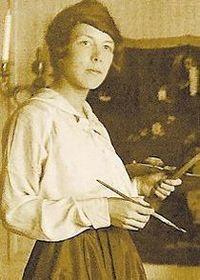 Sigrid Hjertén - Visuell konstnär Sigrid Maria Hjertén, egentligen Grünewald, född 27 oktober 1885 i Sundsvall, död 24 mars 1948 i Saltsjöbaden, var en svensk konstnär, gift med Isaac Grünewald åren 1911–1937 och mor till Iván Grünewald.