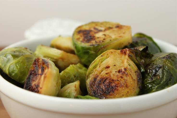 Gojee - Perfect Brussels Sprouts by Five and Spice