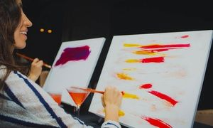 Groupon - Paint and Drink Event for One, Two, or Four at Paint Boire (Up to 59% Off) in Multiple Locations. Groupon deal price: $20
