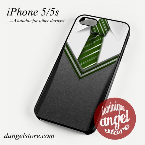 harry potter cloth slytherin Phone case for iPhone 4/4s/5/5c/5s/6/6 plus