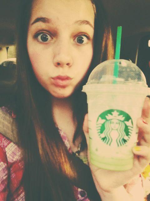 Love me some Starbucks (: | || ootd and selfies ...