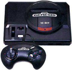 #Sega Genesis