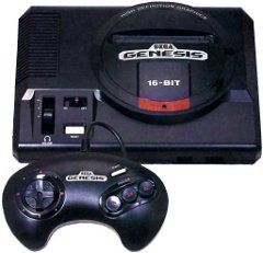 I loved the Genesis. I was  Genesis girl and I grew up on it. It is perhaps my favorite retro console other then the N64.