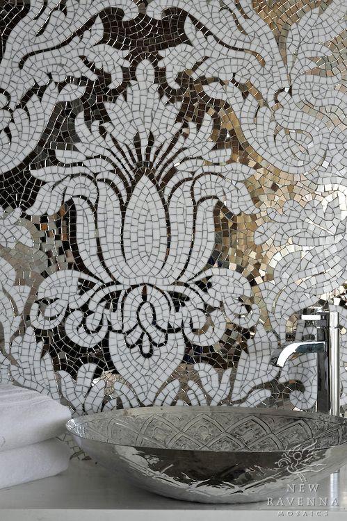 Les 66 meilleures images à propos de Mosaics sur Pinterest Paons