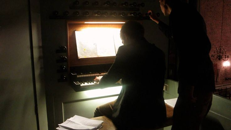 Pirates of the Caribbean - Organ improvisation - Gert van Hoef