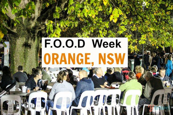Things to Do in ORANGE - NSW, Australia
