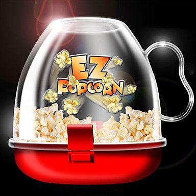 ez pipoca microondas pop forno máquina de milho – BRL R$ 64,73