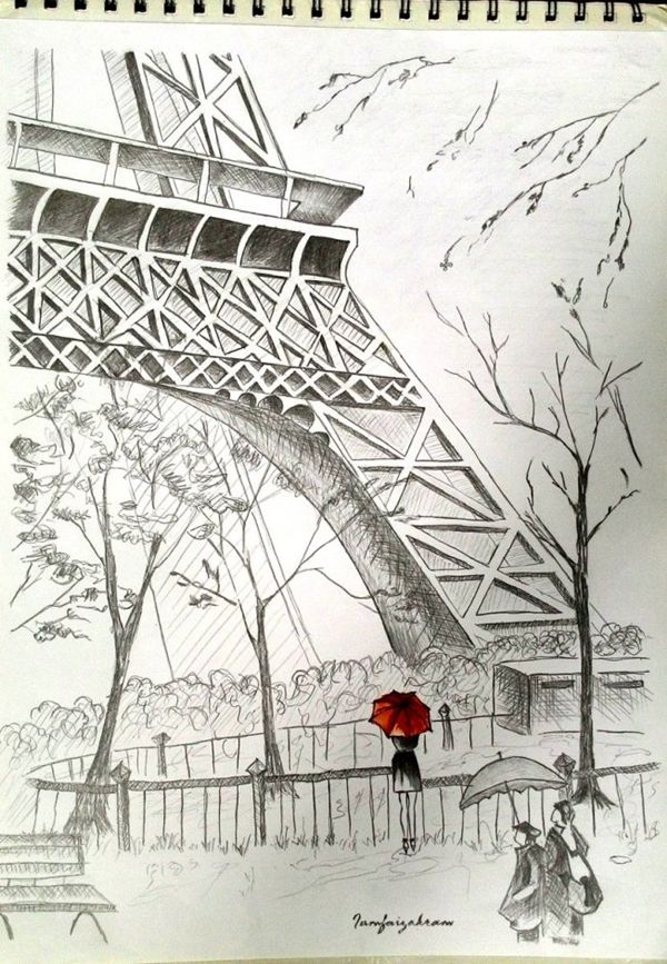 buzz16.com wp-content uploads 2017 01 beautiful-and-detailed-Eiffel-Tower-drawings-32.jpg