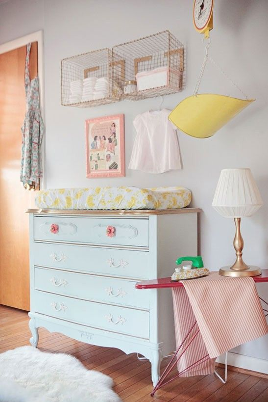 Blog - New Arrivals, Inc. Dresser as a Changing Table in the Nursery