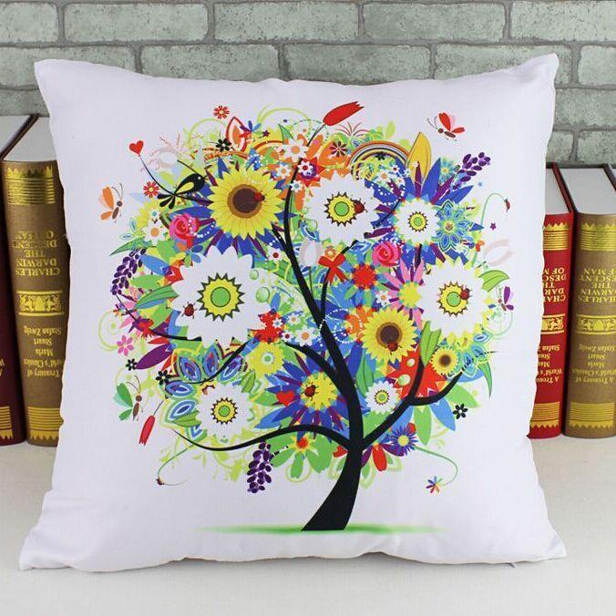 1000 ideas sobre almohadas bordadas en pinterest puntos - Almohadas para cama ...