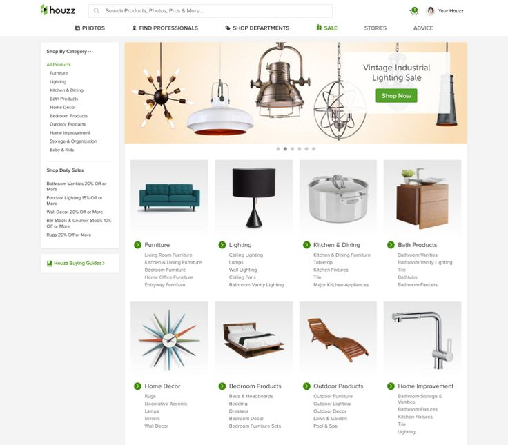 Houzz, the home remodelling site with a focus on giving you house envy, today announced that it is opening up its Commerce API for third-party developers...