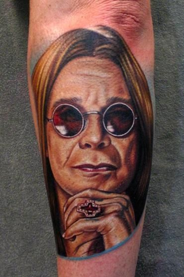 Ozzy Osbourne by Nikko Hurtado